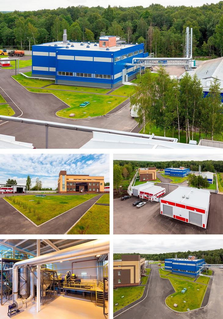 В Ярославле открыт завод по утилизации опасных отходов